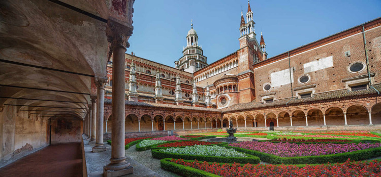 Pavia e Certosa