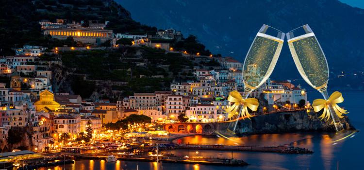 Capodanno a Napoli e Costiera Amalfitana