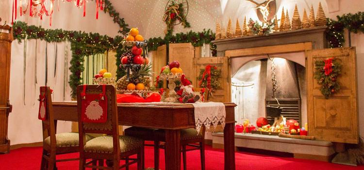 Rivoli, il Villaggio di Babbo Natale