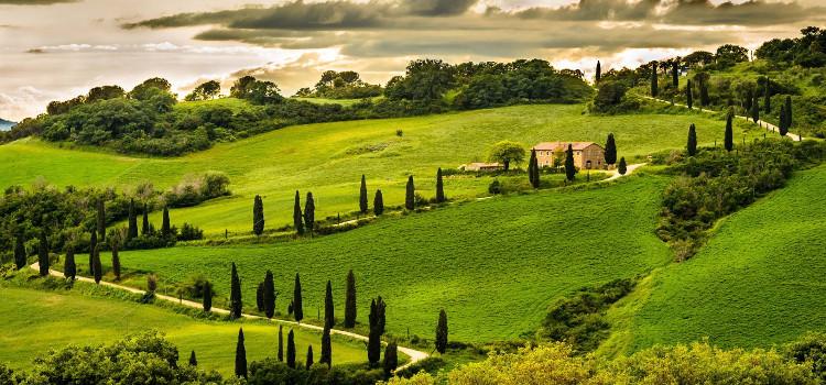 Tour Umbria