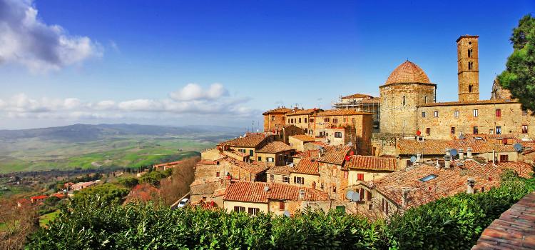 Versilia - Volterra