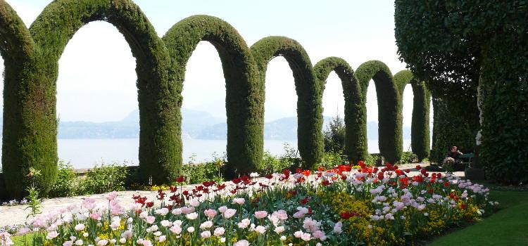 Parco Pallavicino – Stresa (Lago Maggiore)