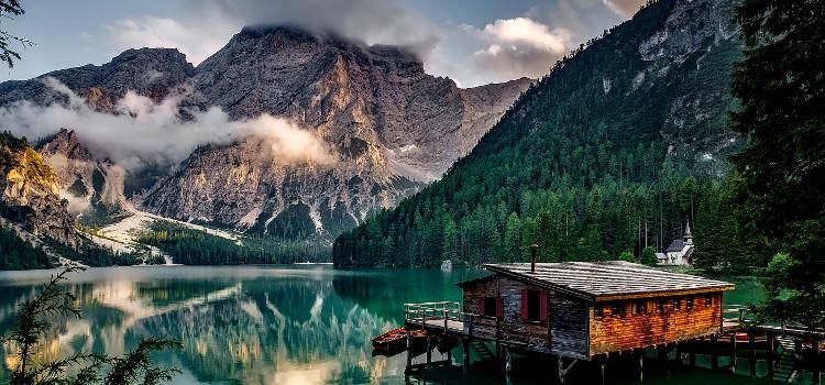 Fine Settimana al Lago di Braies
