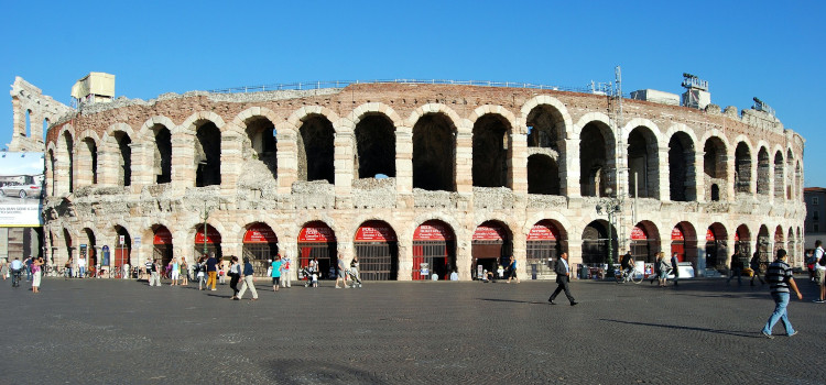 Presepi del mondo a Verona